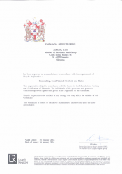 Lloyds Register LR GB